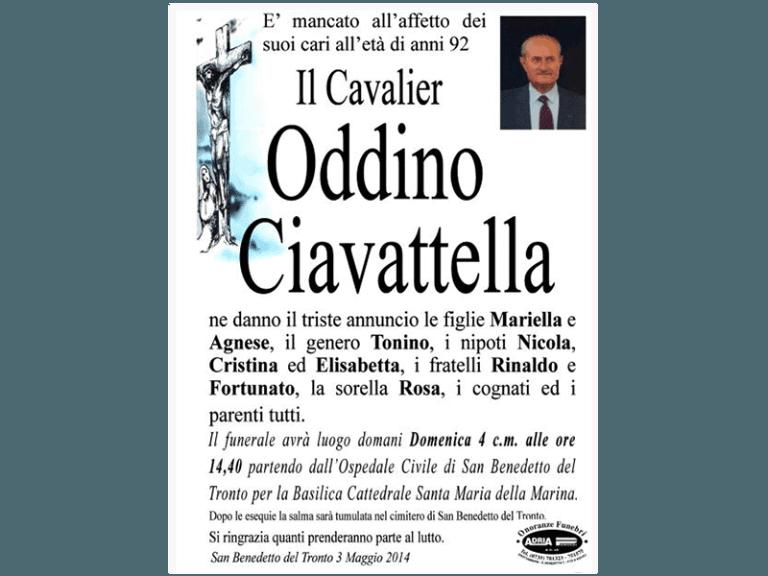 affissioni necrologi