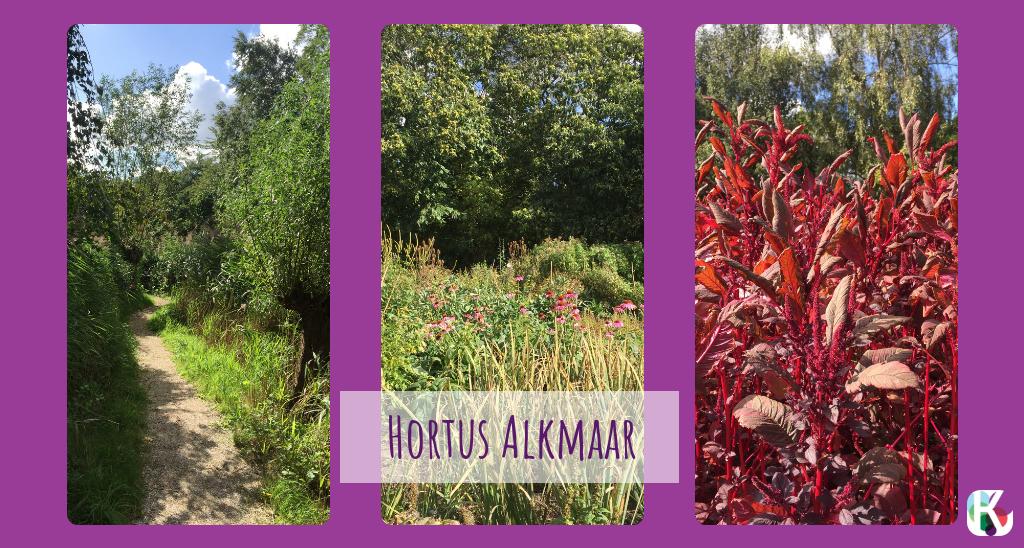 Botanische Tuin Alkmaar : Hortus alkmaar