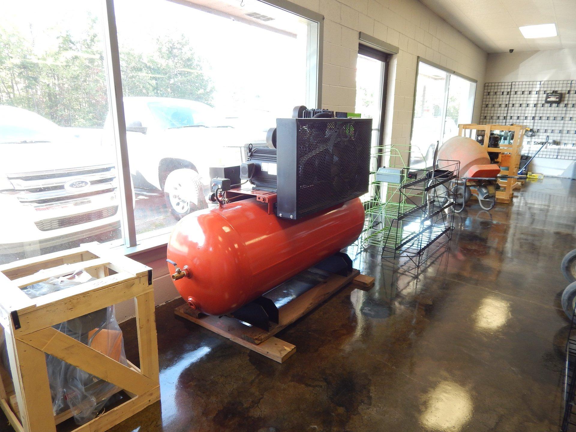 industrial air compressor arkansas