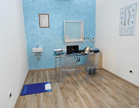 Ortopedia Salus sede di Latina Scalo