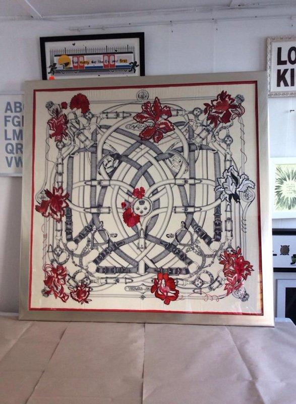 big wall frame