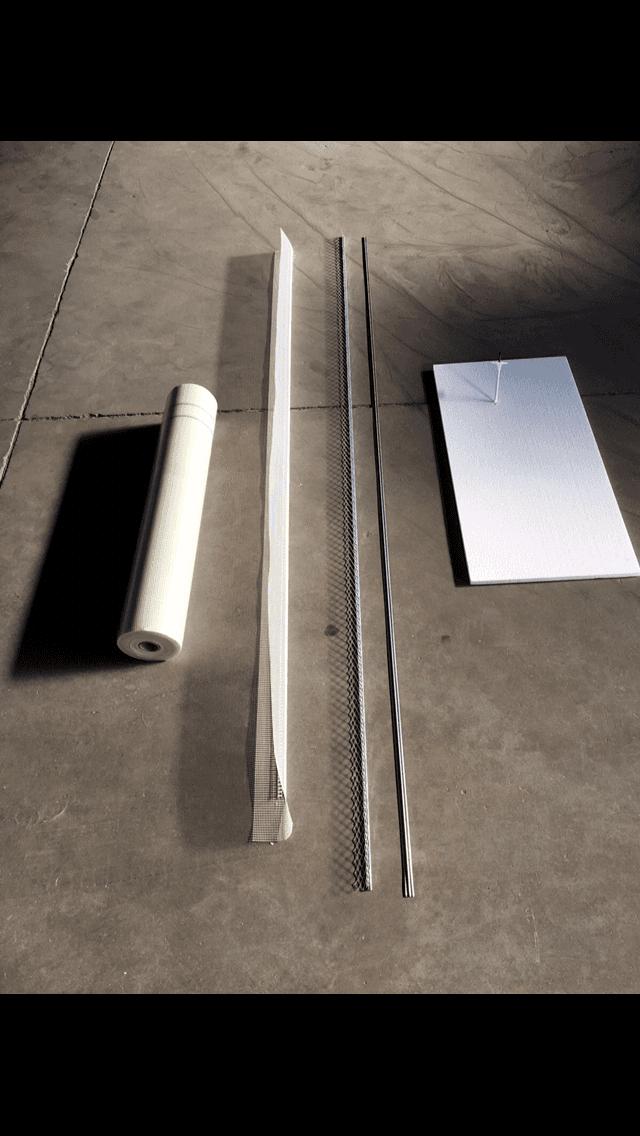 materiale per isolanti
