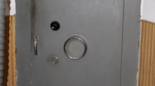 camera di sicurezza per preziosi e pellicce
