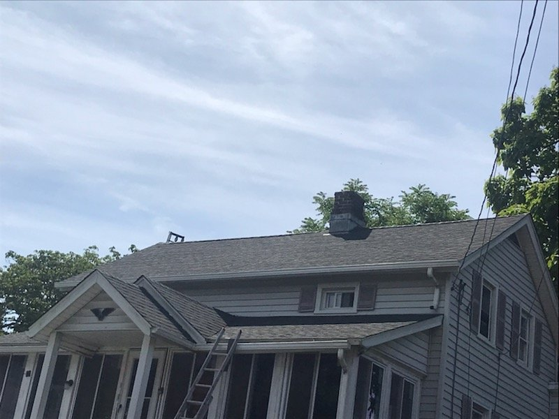 Roof Replacement 30 Soundview Ave Norwalk Ct 06854