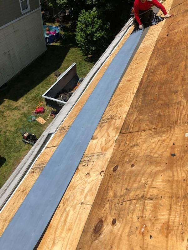 Roof Replacement 98 Newhall St New Haven Ct 06511