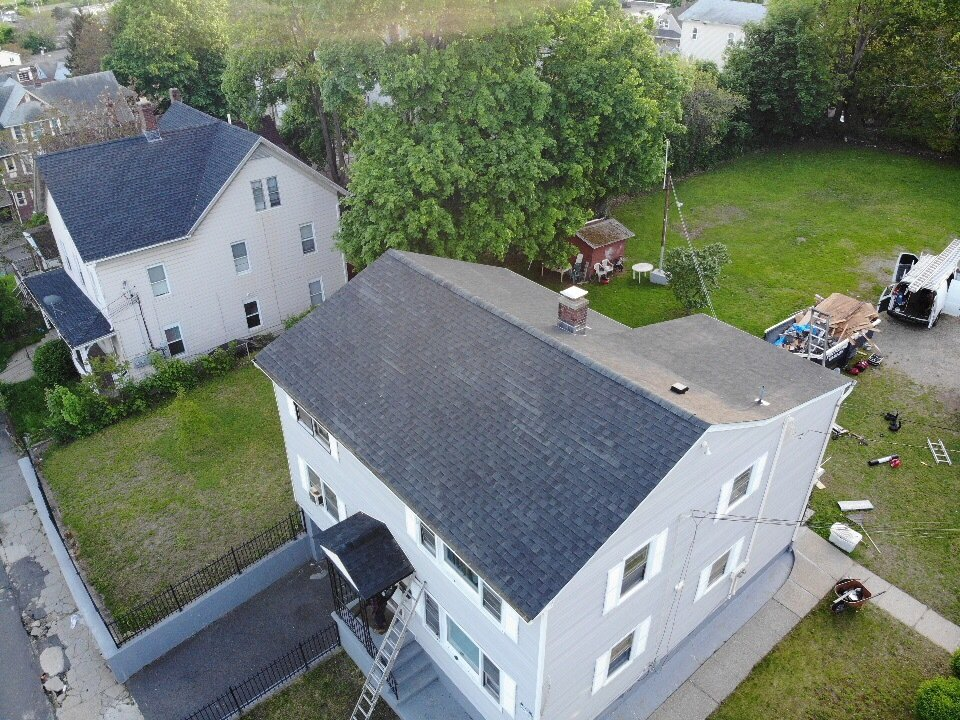 Roof Replacement 61 Wall St Waterbury Ct 06704