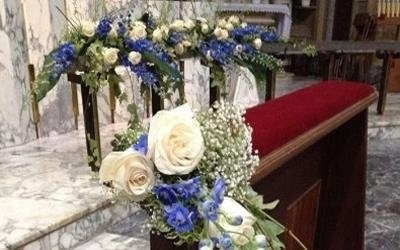 Addobbi rose nozze