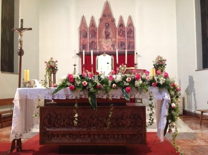 Altare maggiore
