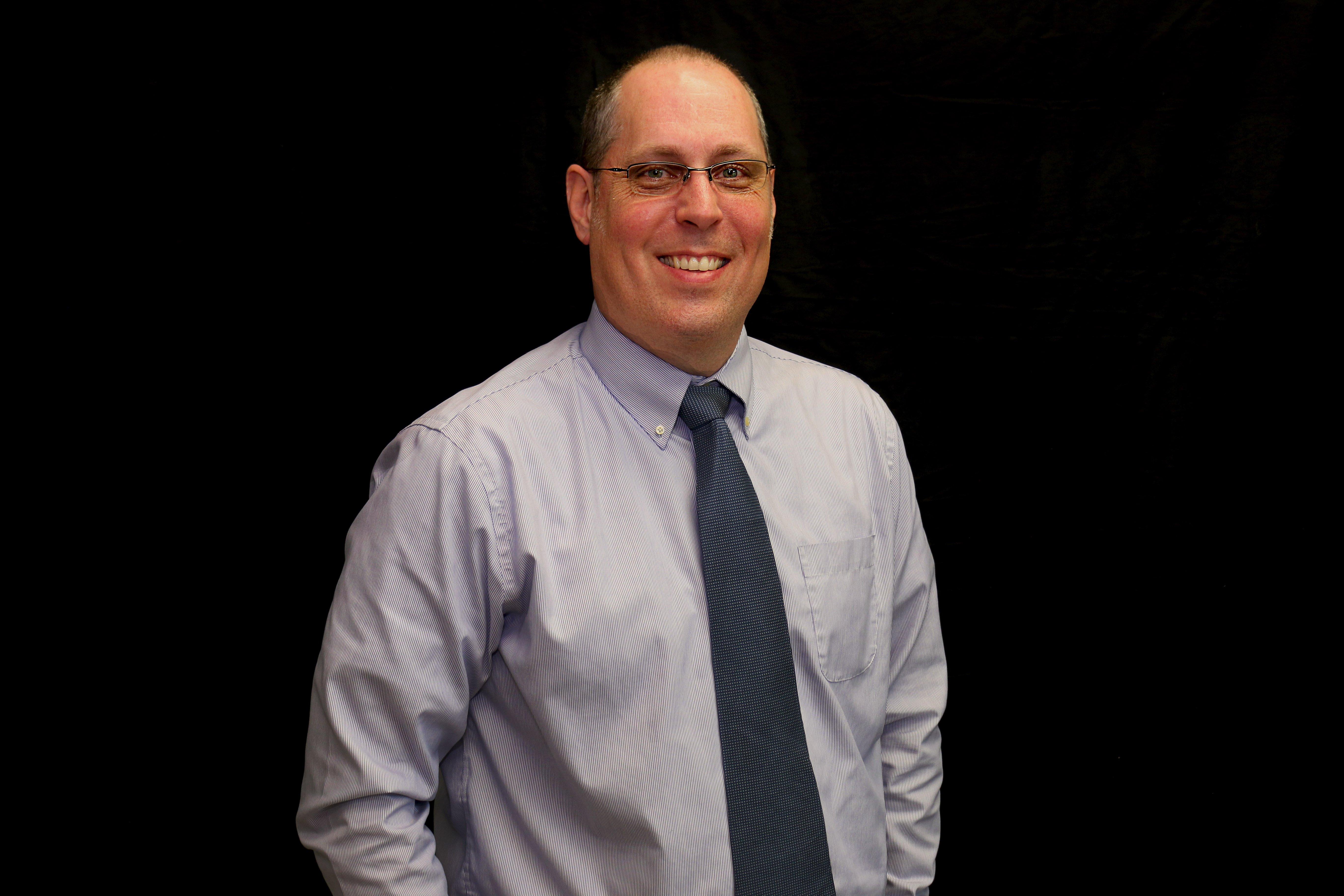 Portrait of Robert McRorie, PA-C