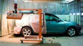 Guerra & Nuraghi, Cesena, interventi su auto