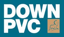 Down PVC logo