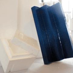 componenti in polistirolo, forme in polistirolo, scatole in polistirolo