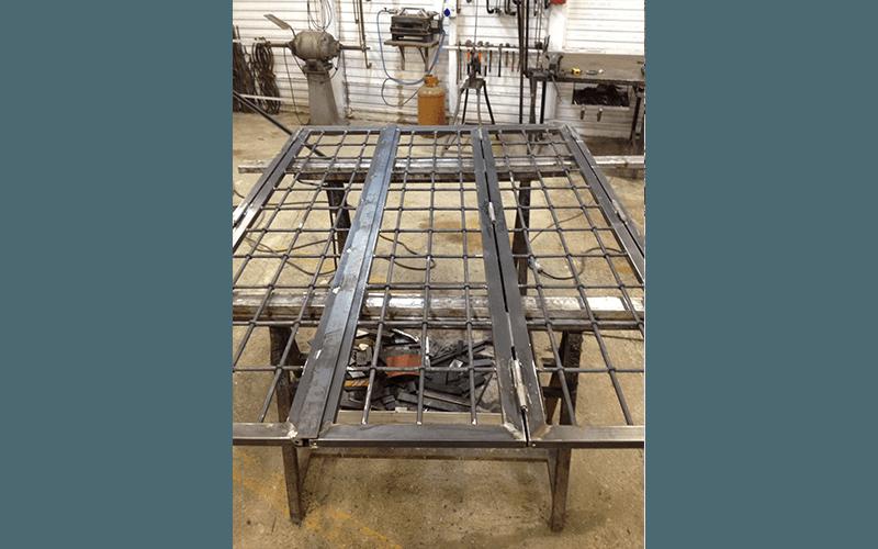 Lavorazioni di acciaio
