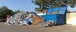 riciclaggio materiali ferrosi