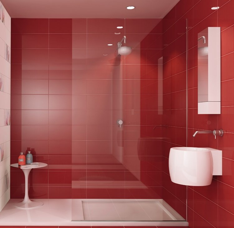 red bathroom floor tiles stylish bathroom tiles supplied across yeovil 20128