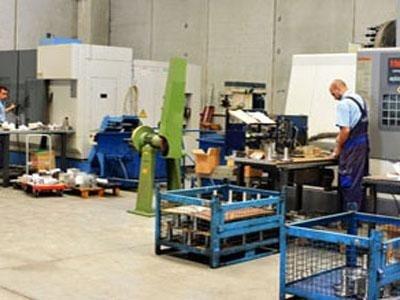 Produzione minuteria e carpenteria metallica