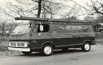 Pictures from the history of our HVAC contractors in Cincinnati, OH