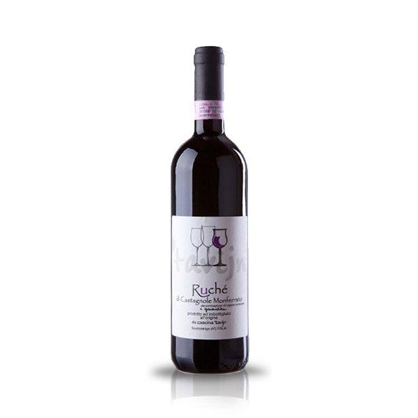 Vino naturale Ruchè di castagnole Monferrato