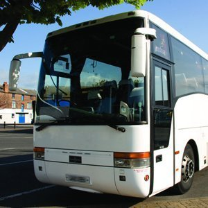 spacious coach hire