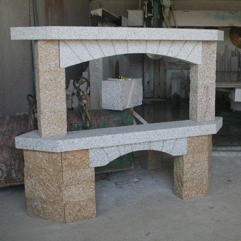 caminetti in marmo