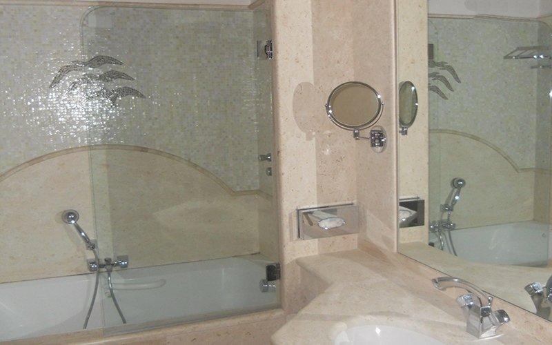 arte marmo per bagno