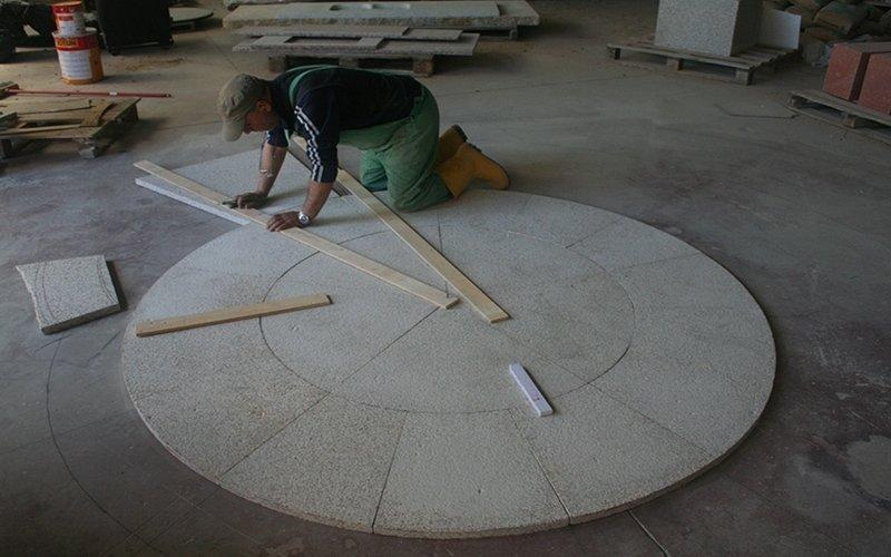 lavorazione marmo