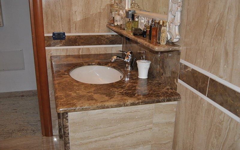 pavimenti e bagni in marmo