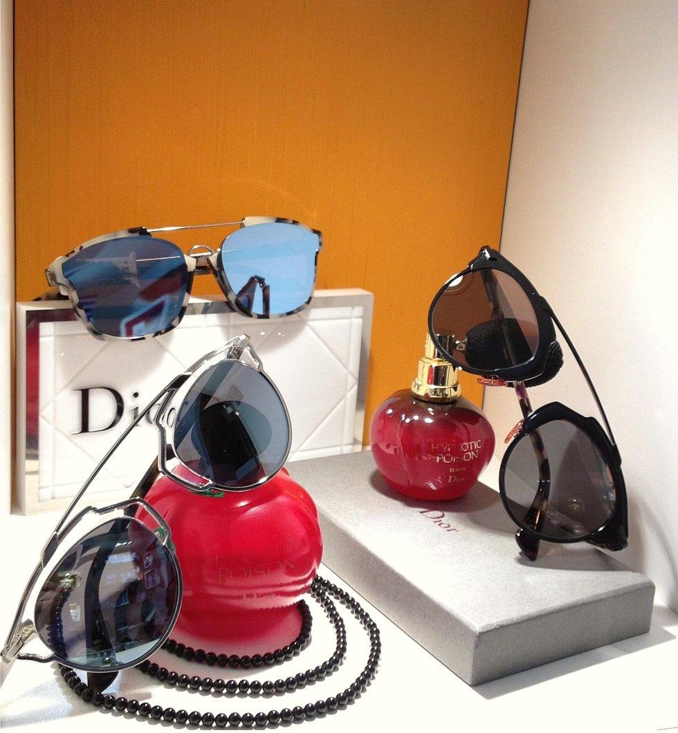 occhiali da sole marca Dior