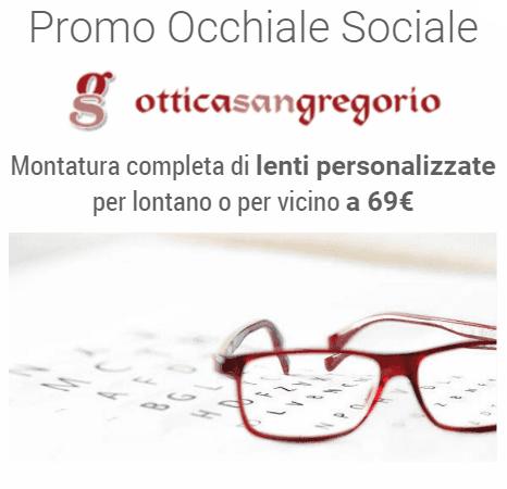 promozione prodotti di ottica