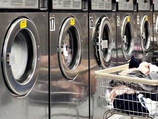 serie di lavatrici industriali