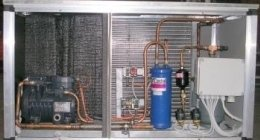 centrale frigo