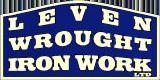 Leven Wrought Iron & Fabrication company logo