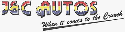 J & C Autos logo