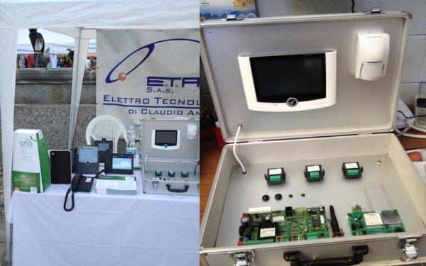 elettrotecnica e videocitofoni