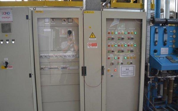 scaffali elettrici