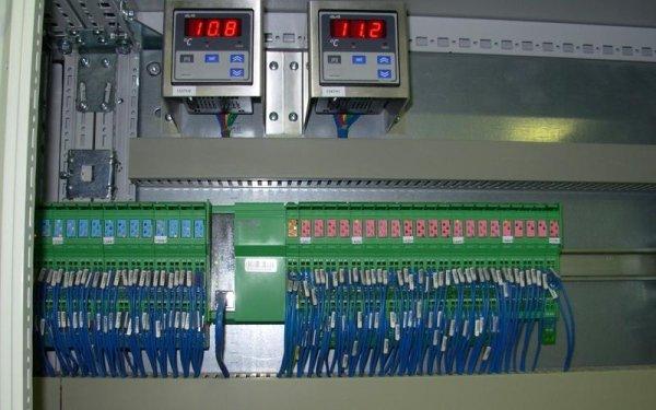 istemi elettronici per l'automazione industriale