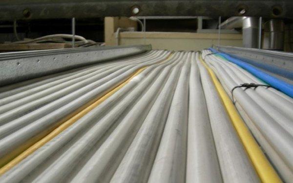 tubi e fili elettrici