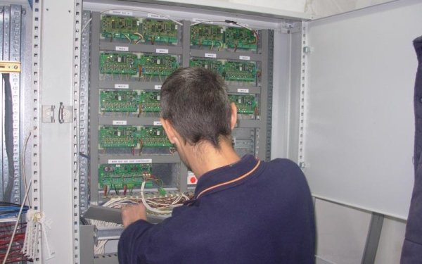 automatismi elettronici industriali