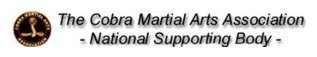 The Cobra Martial Arts Association logo