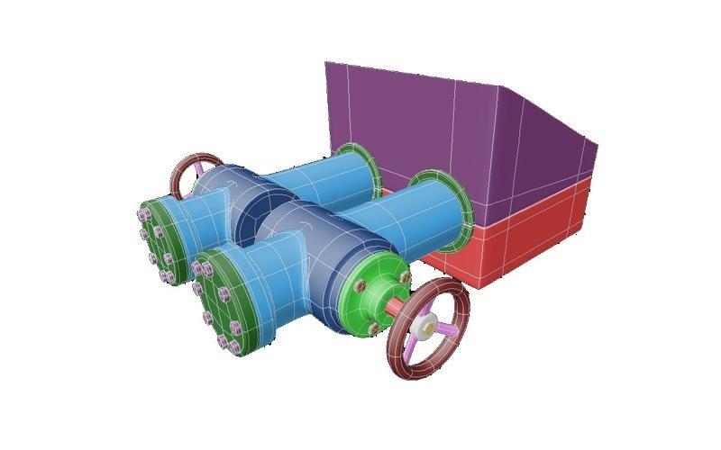 realizzazione modelli in 3D