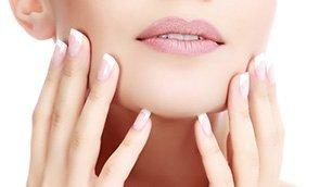 after lip filler treatment