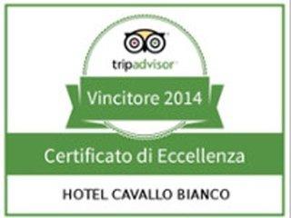 Hotel Cavalllo Bianco consigliato da Tripadvisor