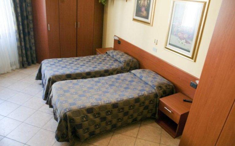 I letti delle camere sono confortevoli