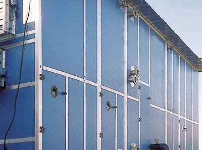 pannelli settore trattamento aria