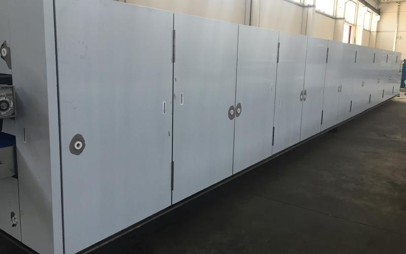 Produzione pannelli isolanti