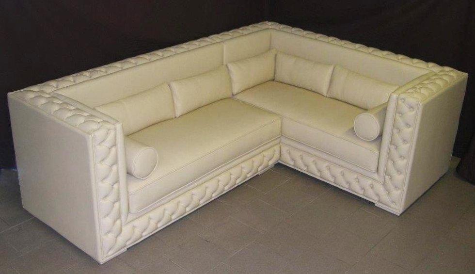 moderno divano chaise longue