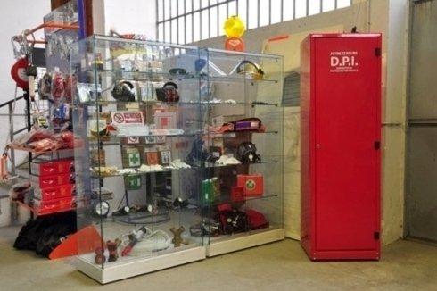 attrezzature per antincendio