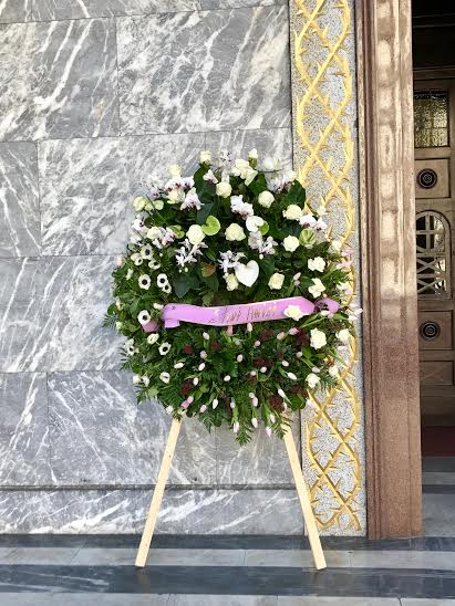 Addobbi floreali funebri a Milano