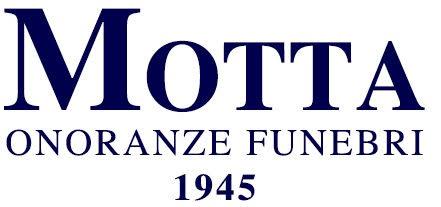 motta onoranze funebri 1945 logo
