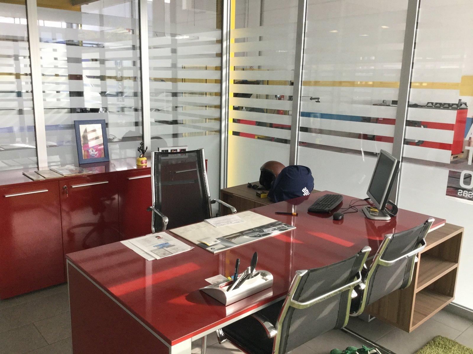 Ufficio della carrozzeria